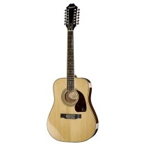 EPIPHONE DR-212 NATURAL CH HDWE