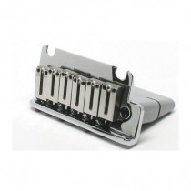 FENDER BRIDGE ASSEMBLY FOR AMERICAN DELUXE STRAT CHROME