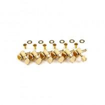 FENDER LOCKING TUNING MACHINES GOLD