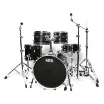 NATAL DRUMS ARCADIA DRUM KIT BLACK SPARKLE