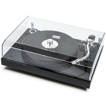 Pro-Ject 2 XPERIENCE DC S-Shape ACRYL 2M Silver