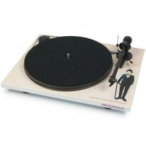 Pro-Ject ESSENTIAL II WHITE DEMON (OM5e)